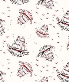 无缝时尚花纹底纹印花背景图案图片