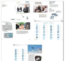 国外电子厂画册图片