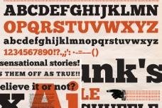 设计师专用字体
