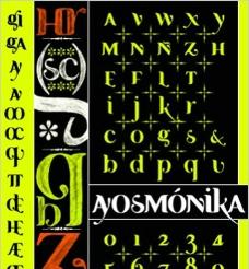 经典英文字体