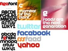 专业设计字体