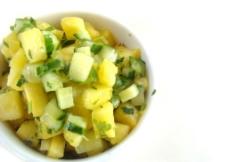 菠萝沙拉图片