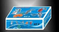 KIT 5 纸盒图片