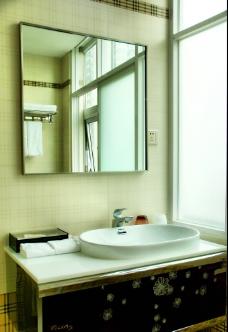 高清酒店房间摄影图片