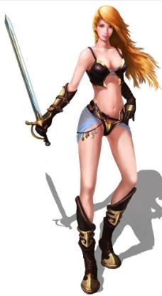 美少女战士图片