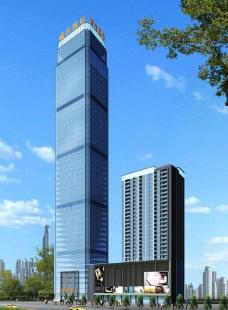 建筑设计模型MAX图片