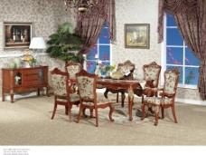 美式家具图片