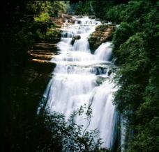 香火岩峡谷 风景区图片