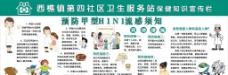 预防甲型流感图片