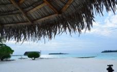 美丽的沙滩图片