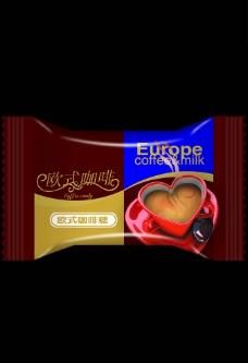 欧式咖啡糖图片