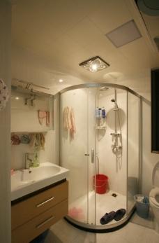 主卧卫生间图片