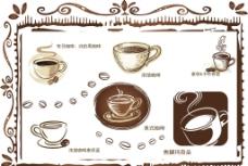 星巴克咖啡 咖啡 手绘咖啡 卡通咖啡图片