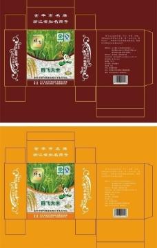 精品大米包装图片